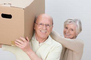 relocating to seniors' housing